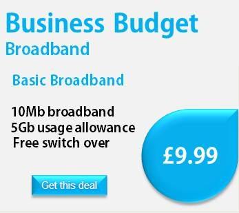 Business Broadband Off-Net